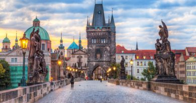 Автобусный тур «Душевный Уикенд  Краков, Прага, Вена, Будапешт + Эгер»