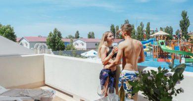 5 причин обрати готель Аквапарк Затока для сімейної відпустки: